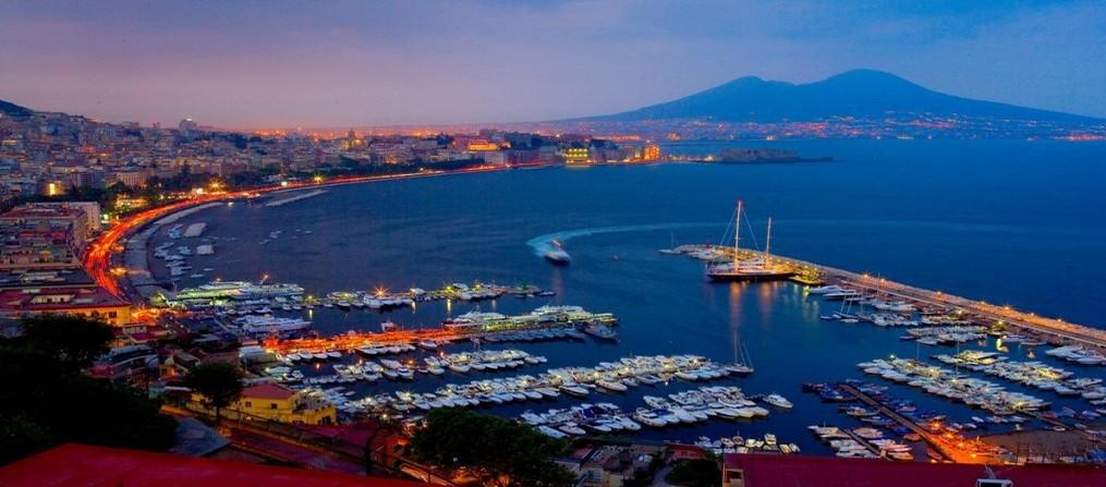 Die Reise nach Neapel
