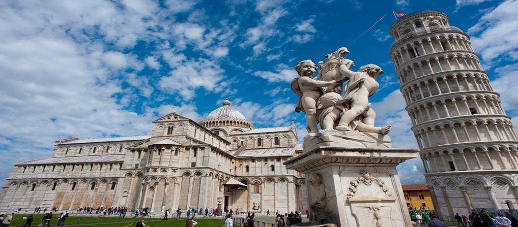 Voyage à Pisa